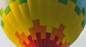 Kan Alle Tage Med På Luftballon Tur