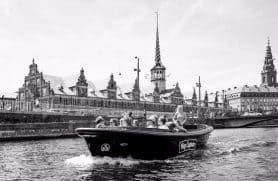 Kanalrundfart I København Med Hey Captain