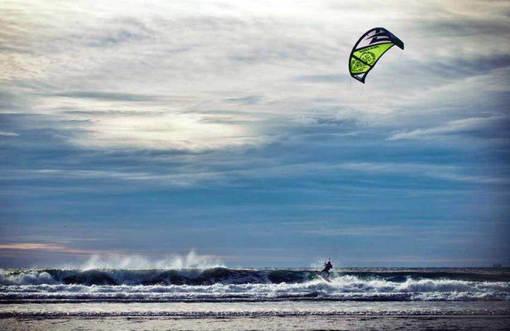 Kitesurfing Kursus hos Amager Kiteskole