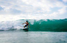 Klitmøller Surfing