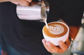 Latte Art kursus hos BRYG Coffee House