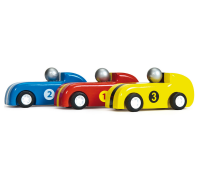 Le Toy Van friktionsbiler