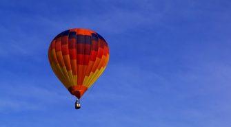 Luftballon Historie