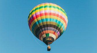 Luftballon Tur Den Perfekte Firmatur