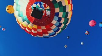 Luftballon Tur Fyn