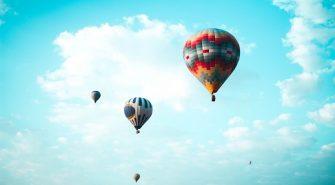 Luftballontur På Fyn