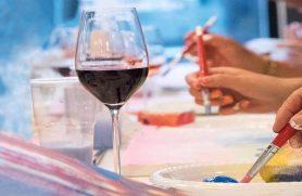 Maling & drinks med ARTNSIPS