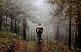 Mountainbikekursus hos Bornholms Outdoorcenter