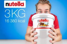 Nutella-Spand