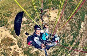 Paragliding Kursus flyv frit som fuglen