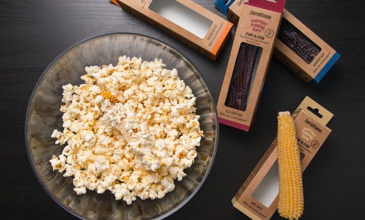 Pop-A-Cob Gourmet-Popcorn