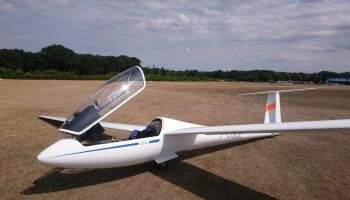 Prøv Svæveflyvning