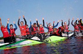 Prøv Windsurfing i Klitmøller