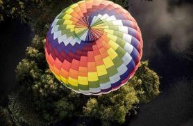 Privat Ballonflyvning for 2