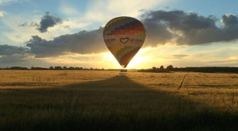 Privat Ballonflyvning