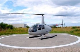 Privat Helikoptertur Danish Fly