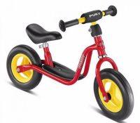 Puky løbecykel uden støttefod rød