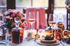 Romantisk Middag For 2
