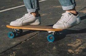 Sko OG Sneakers En Fantastisk 18 Års Gave