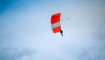 Skydiving Fyn