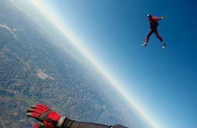 Skydiving - Solospring Uddannelse
