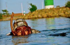 Undervandsjagt - Østjylland