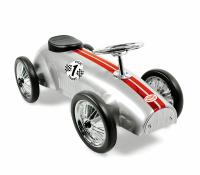 Vilac racer gåbil i sølv