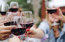Vinsmagning For Større Gruppe