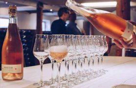 Vinsmagning & middag hos Cold Hand Winery