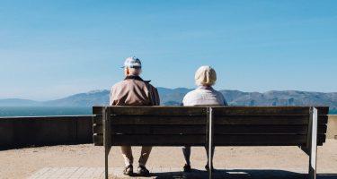 gave til ny pensionist