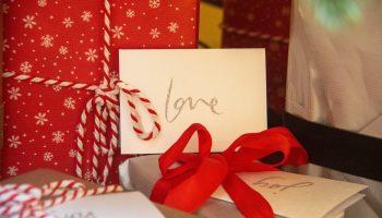 gaver til pakkeleg