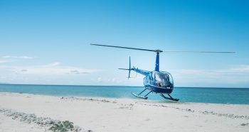 helikoptertur gavekort