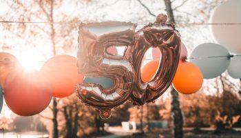 ideer til 50 års fødselsdagsgave