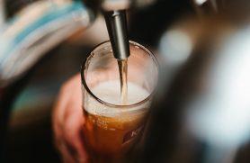 øl smagning