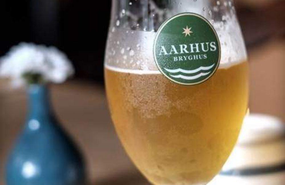 Ølsmagning hos Aarhus Bryghus