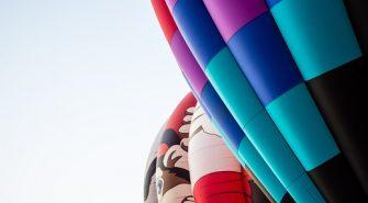 luftballon tur sjælland
