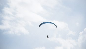 paragliding danmark