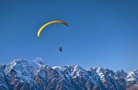 paragliding kursus