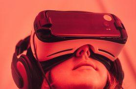 prøv virtual reality