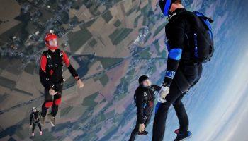 skydiving danmark